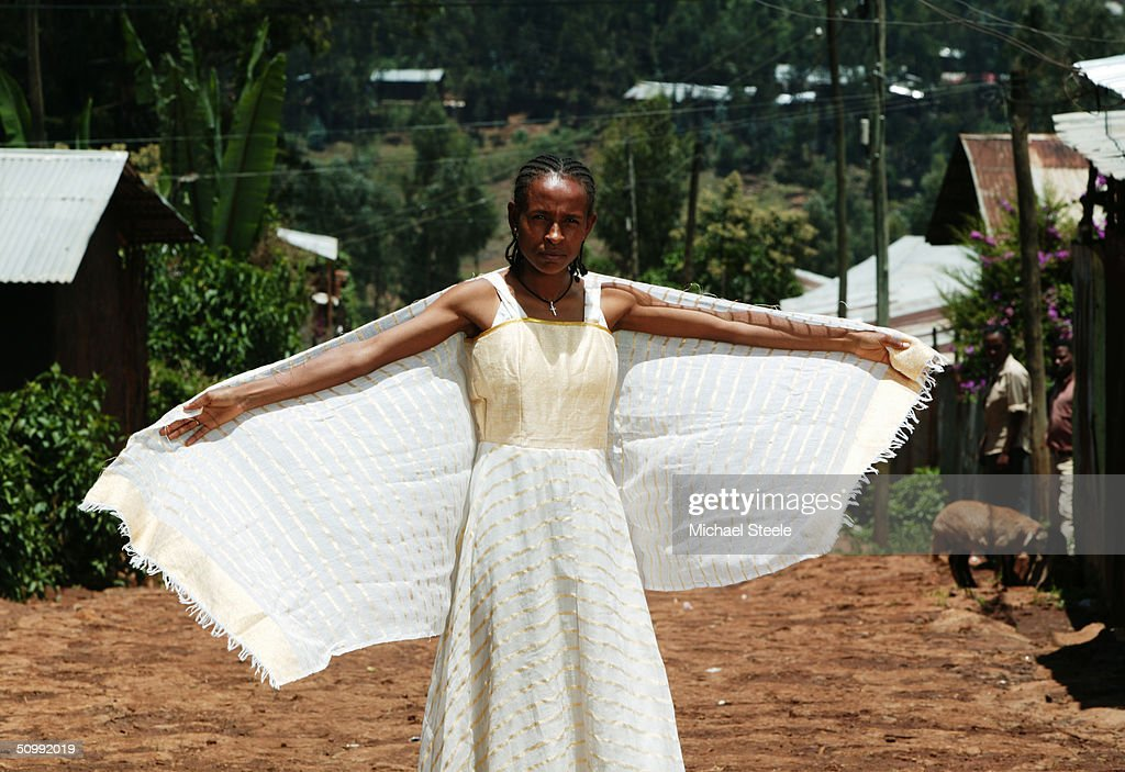 Meseret defar wedding dress