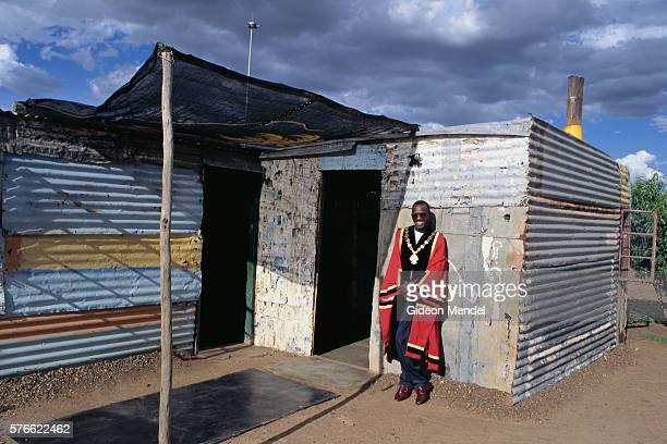 Meshack Mbambalala, Mayor of Ventersdorp