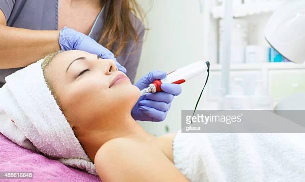 Mesotherapy tratamento.