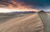 Mesquite Dunes, Death Valley National Park, Califo