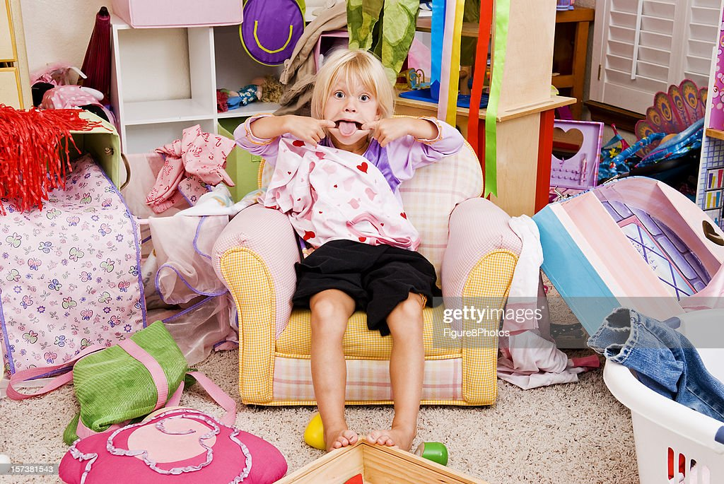 Messy : Stock Photo