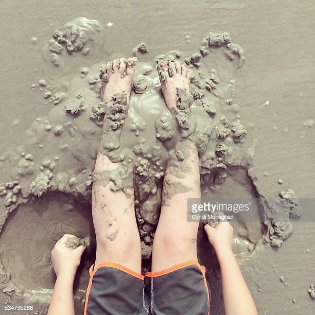 Messy Sand