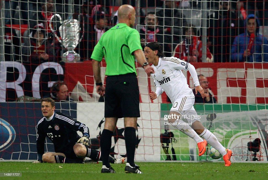Bayern Muenchen v Real Madrid - UEFA Champions League Semi Final