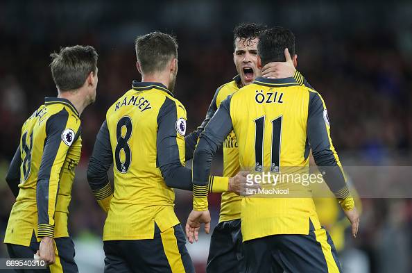 Middlesbrough v Arsenal - Premier League : News Photo