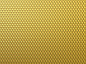 Abstract gold 3d background