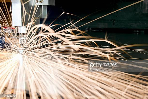 CNC metallo taglio laser industriale strumento