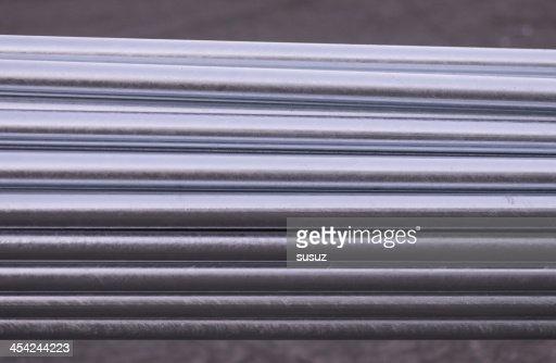 Metal Galvanized : Stock Photo