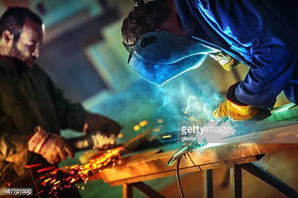 Metallindustrie Training.
