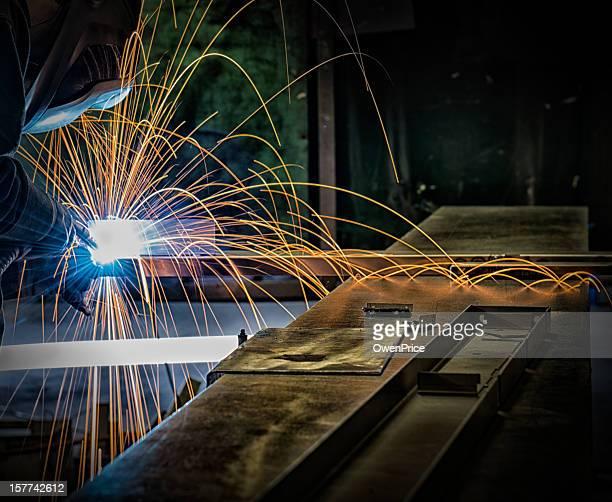 Metal Inert Gas Welding MIG