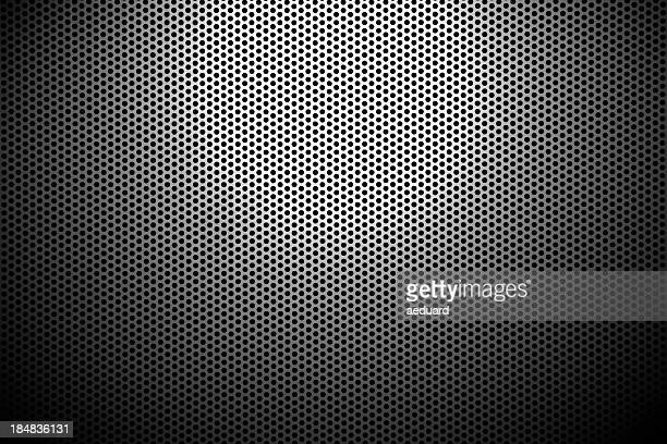 Metal mesh background