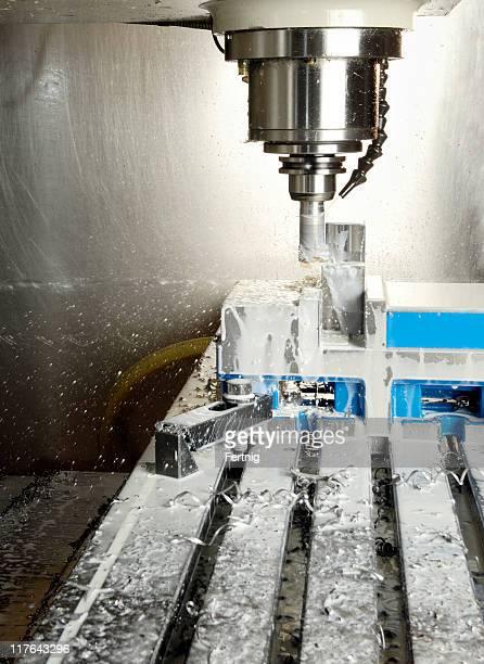 CNC Metall Fräse