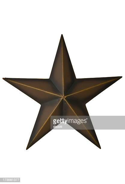 Metal Star Decoration