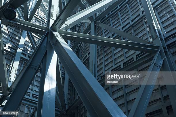 Metall-Struktur