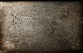 Dark  rusty metal texture background