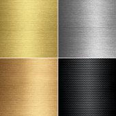Metal Textures Set