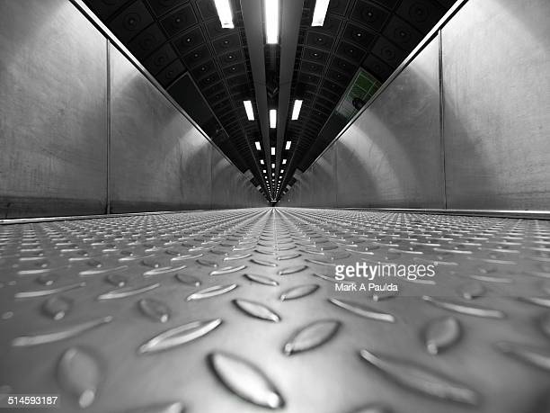 Metal Urban Walkway