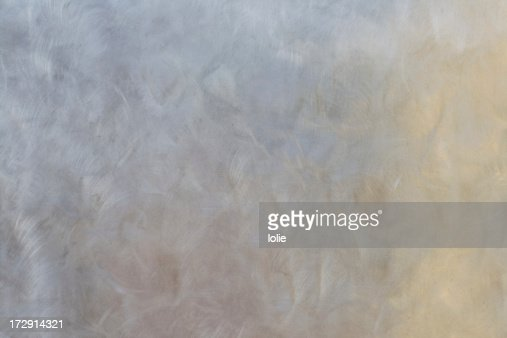 Metal wall - pastel abstract reflections