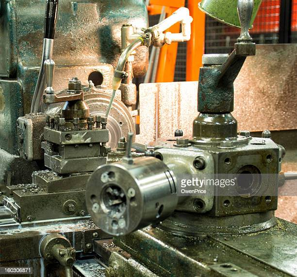Metal Working Industrial Lathe