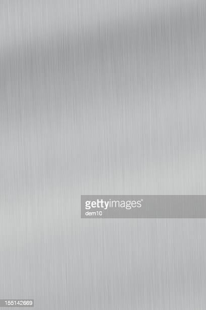 Metalic surface