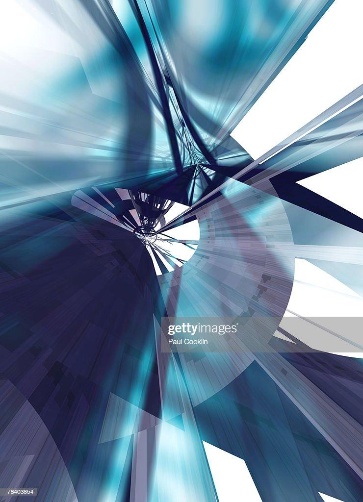 Metallic background : Stock Photo