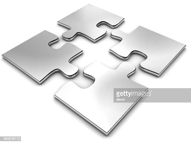 Metallic Puzzle