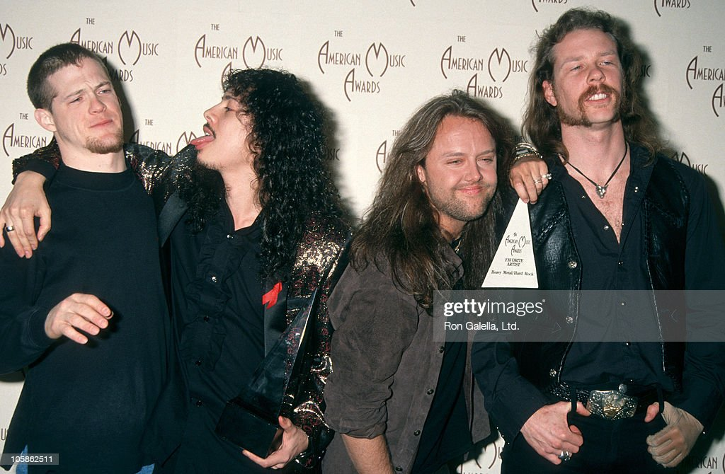 <a gi-track='captionPersonalityLinkClicked' href=/galleries/search?phrase=Metallica&family=editorial&specificpeople=178178 ng-click='$event.stopPropagation()'>Metallica</a> during 20th Annual American Music Awards at Shrine Auditorium in Los Angeles, California, United States.