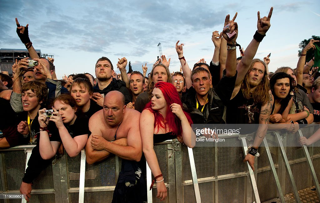 Image Gallery metallica fans