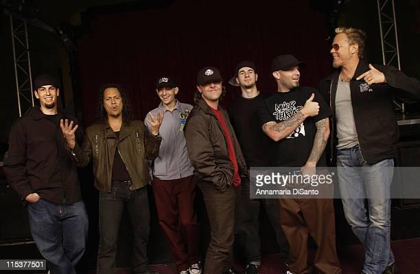 Metallica Limp Bizkit Linkin Park Summer Sanitarium Tour 2003 Announcement
