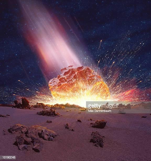 Meteor impact (Digital)