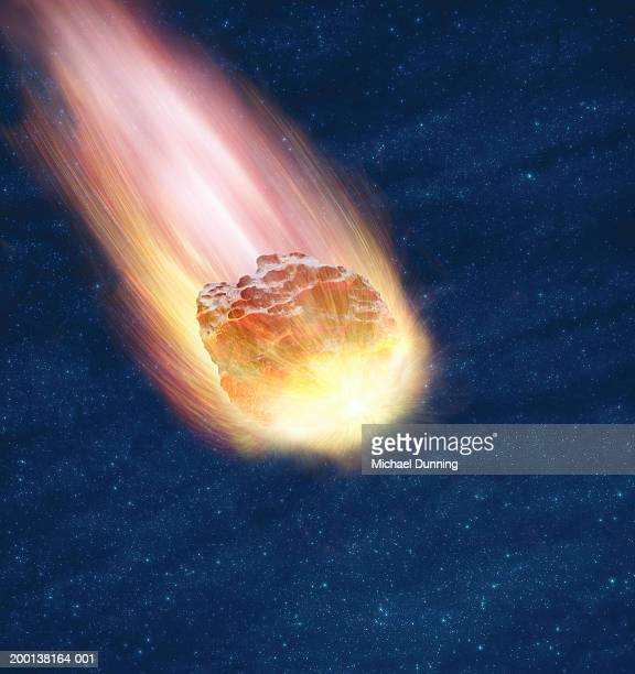 asteroid in the sky - photo #40