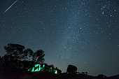 IND: The Spectacular Geminid Meteor Shower