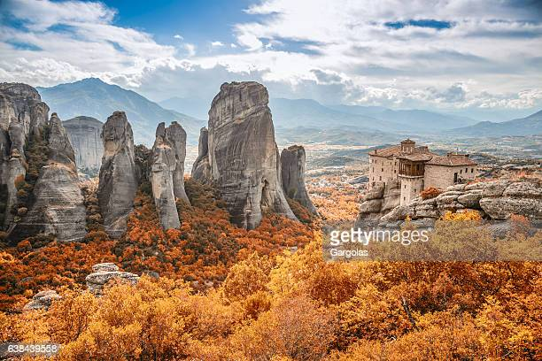 Meteora-Kloster in Griechenland