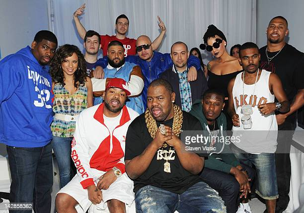 Method Man Biz Markie Chidera 'Chiddy' Anamege Noah 'Xaphoon Jones' Beresin DJ Khalid Vinny Guadagnino Fat Joe Peter Rosenberg Amber Rose Lil Duval...
