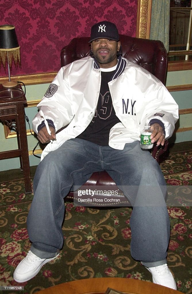 Method Man during GZA and WuTang Clan 2002 Video Shoot at Etoile in New York City New York United States