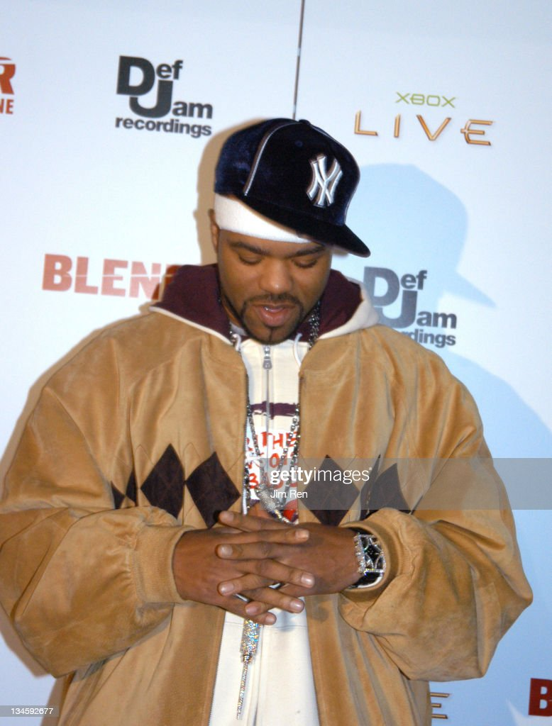 Method Man during Launch Party for Method Man's New Album 'Tical 0 The Prequel' and Xbox Live One Year Celebration at Lobby in New York City New York...