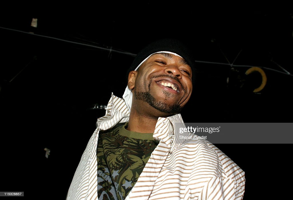Method Man during Method Man Concert March 29 2004 at BB Kings in New York City New York United States