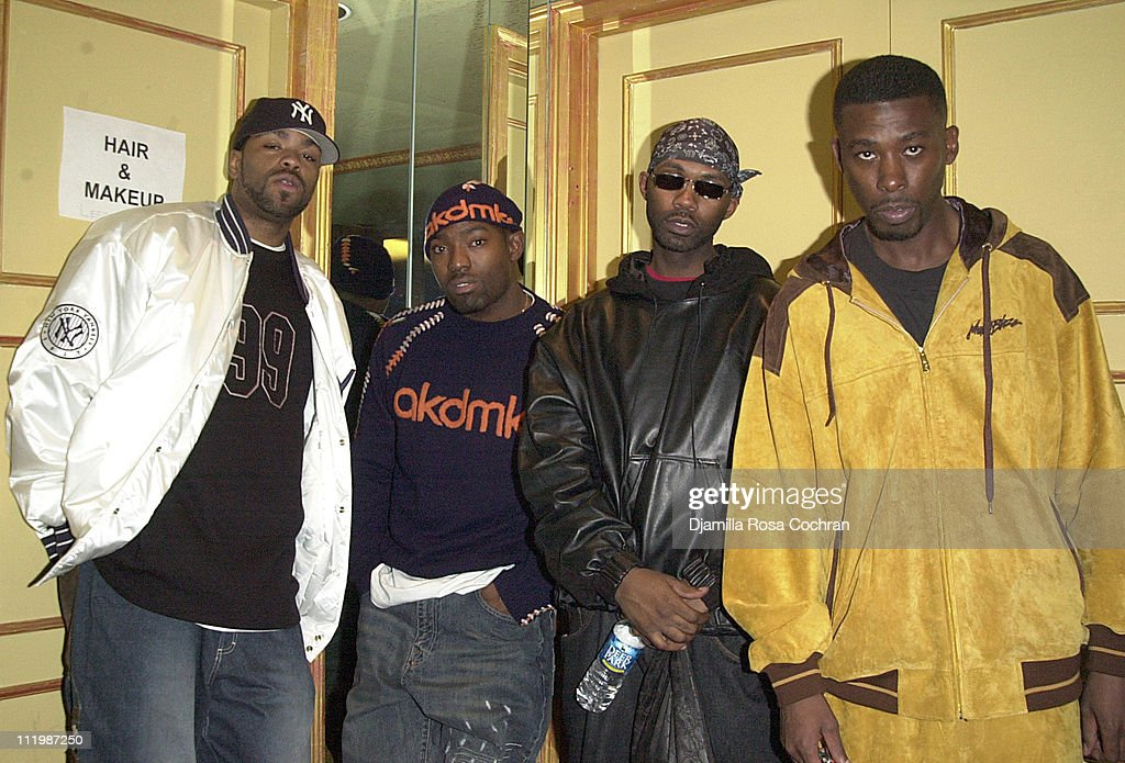 Method Man Hassan Johnson Masta Killa and The GZA