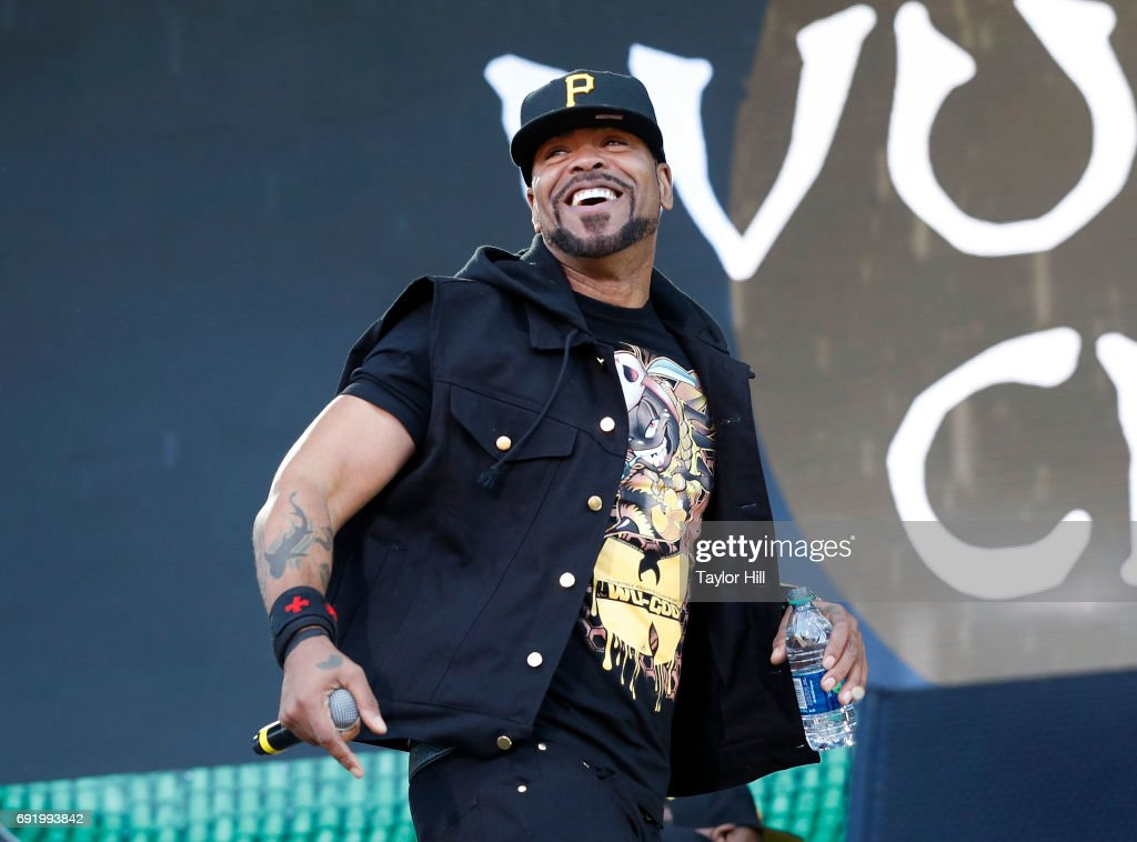 Method Man of Wu-Tang Clan performs live onstage during 2017 Governors Ball Music Festival - Day 2 at Randall's Island on June 3, 2017 in New York City.