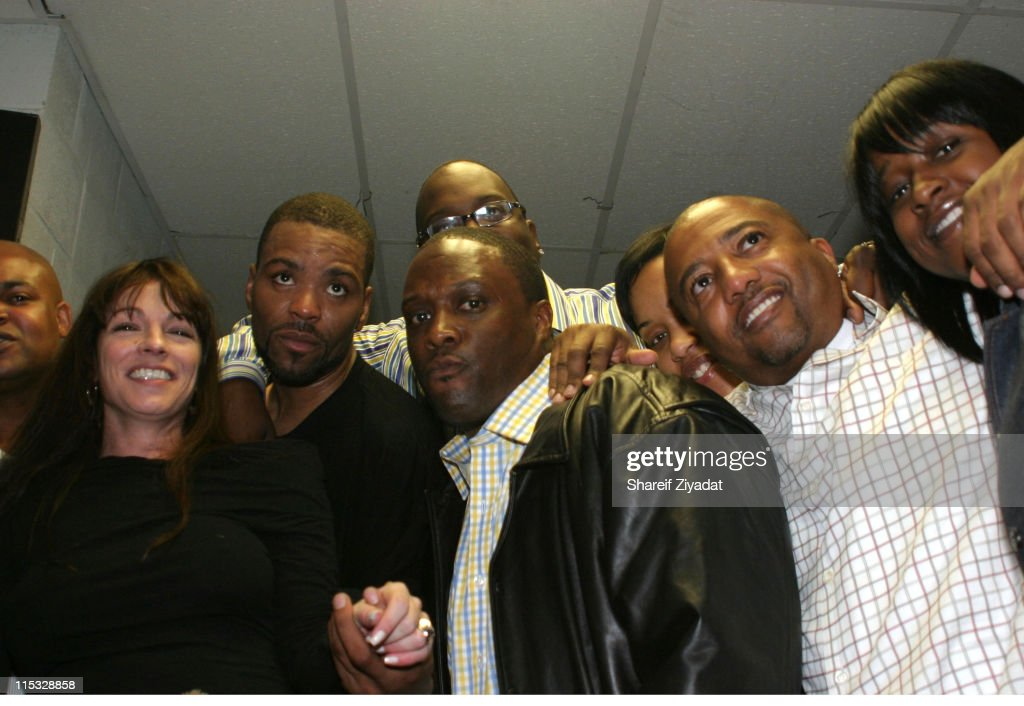 Method ManPierre Kevin Lowes and Guests during Method Man Concert March 29 2004 at BB Kings in New York City New York United States