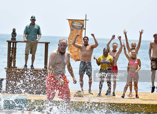 'Method To This Madness' Dale Wentworth during the second episode of Survivor 29 Wednesday Oct 1 on the CBS Television Network