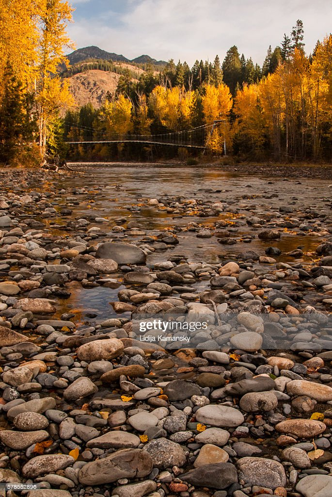 Methow River in Autumn