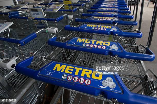 Metro shopping carts