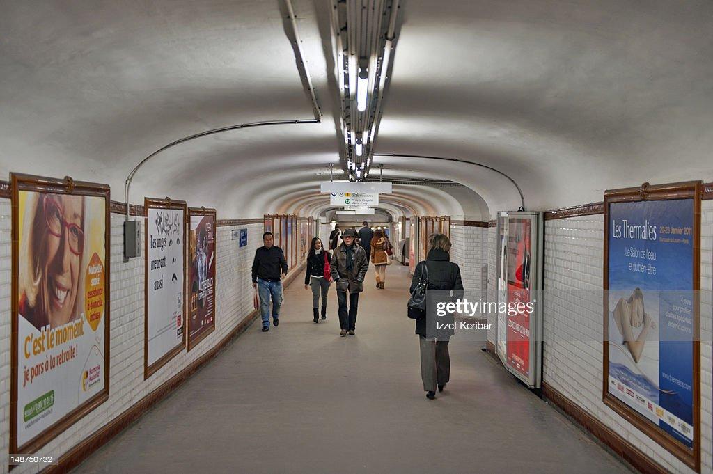 Metro Station.