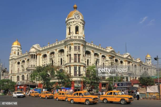 Metropolitan building, kolkata, west bengal, india, asia