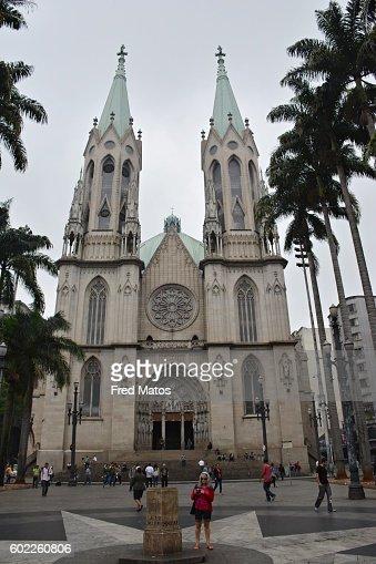 Metropolitan Cathedral of St. Paul - Catedral Metropolitana de São Paulo