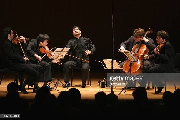 Metropolitan Museum Artists performing at Metropolitan Museum on Friday night January 7 2005Chen Yi's 'Fiddle Suite for Huqin and String Quartet'from...