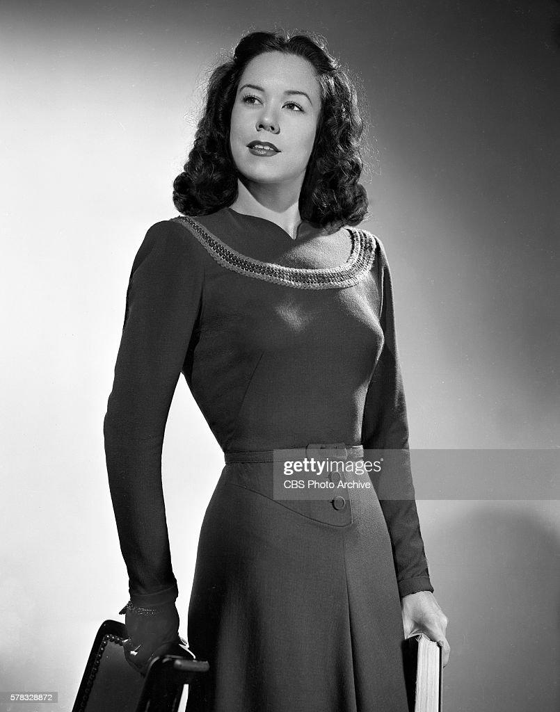 Metropolitan Opera soprano Patrice Munsel Image dated August 16 1944 New York NY