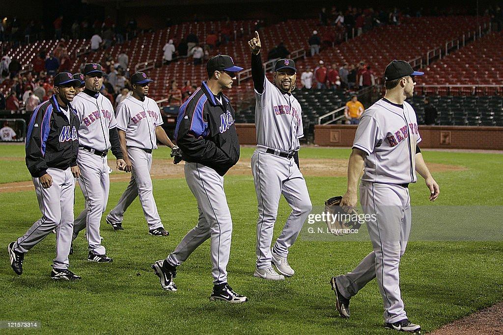 New York Mets vs St. Louis Cardinals - May 16, 2006