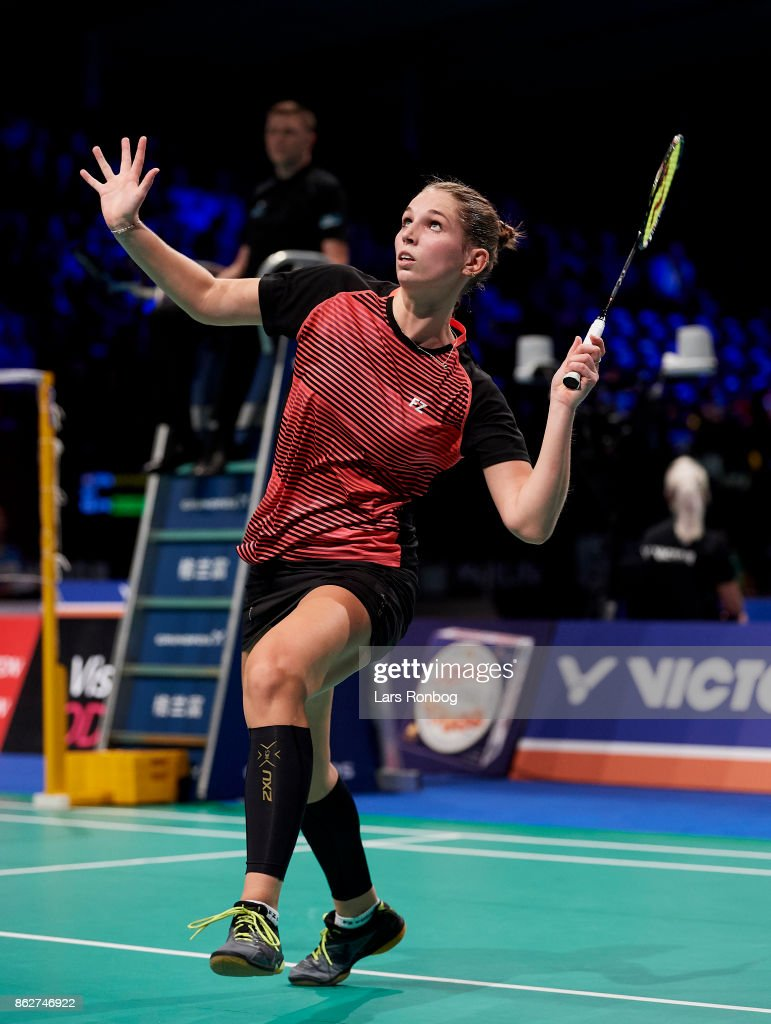 DANISA Denmark Open Badminton - Day One