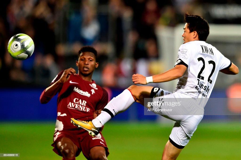 Metz v Dijon FCO - Ligue 1